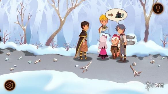 《无终之旅》游戏截图