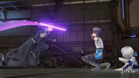 《刀剑神域:夺命凶弹》游戏截图2