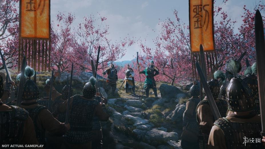 《全面戰爭:三國》游戲截圖