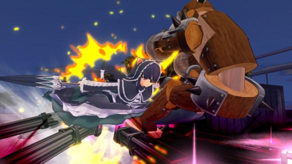 《闪乱神乐Burst Re:Newal》游戏截图-2