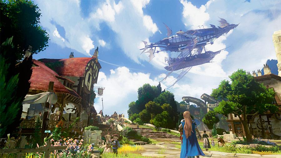 《碧蓝幻想Project Re: Link》游戏截图-1(1)