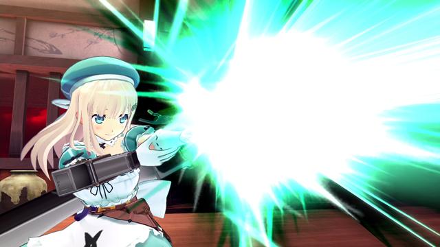《闪乱神乐Burst Re:Newal》游戏截图-2(1)