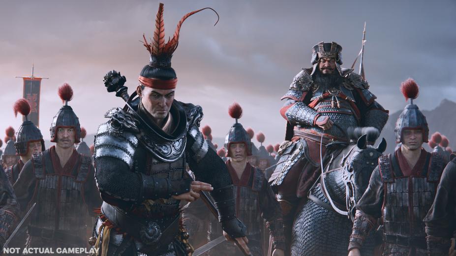 《全面战争:三国》游戏截图(1)