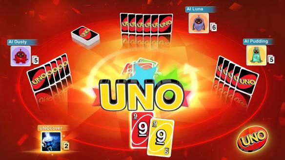 《UNO》游戏截图