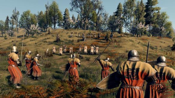 《领地人生:MMO》游戏截图-1