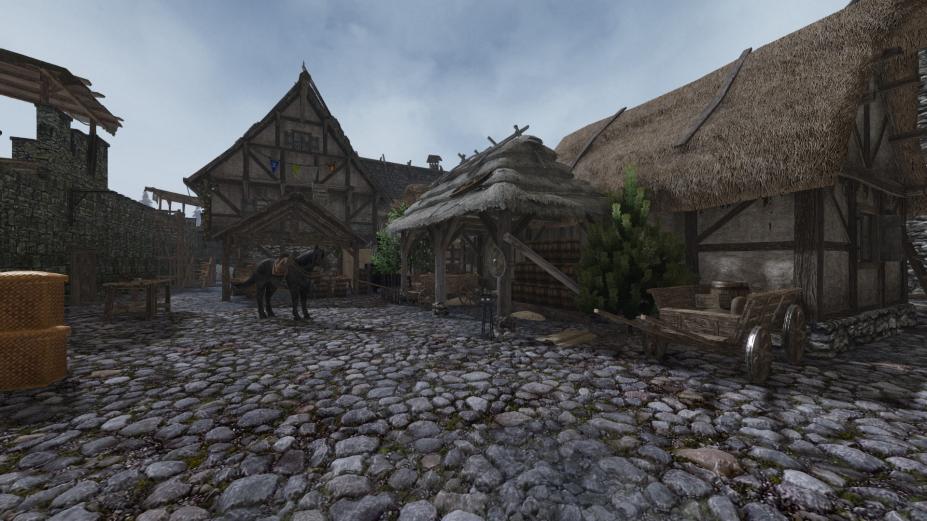 《领地人生:MMO》游戏截图