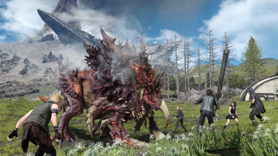 《最終幻想15》PC版新截圖-1