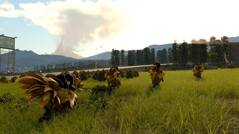 《最终幻想15》PC版新截图-1