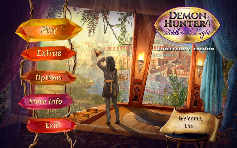 恶魔猎手4:光之谜游戏图片欣赏
