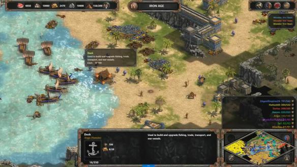 《帝国时代:终极版》游戏截图-2