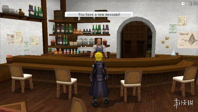 《刀剑神域:虚空断章》游戏截图