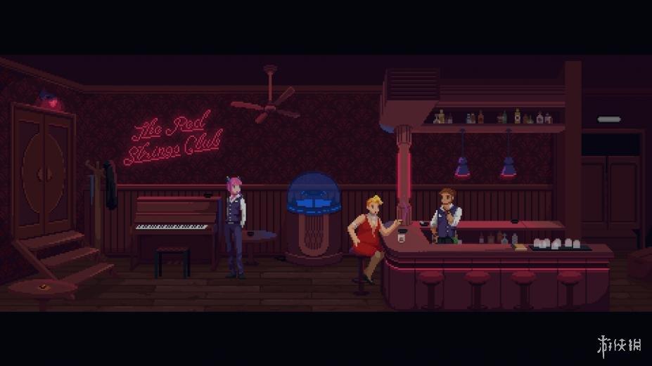 《红弦俱乐部》游戏截图