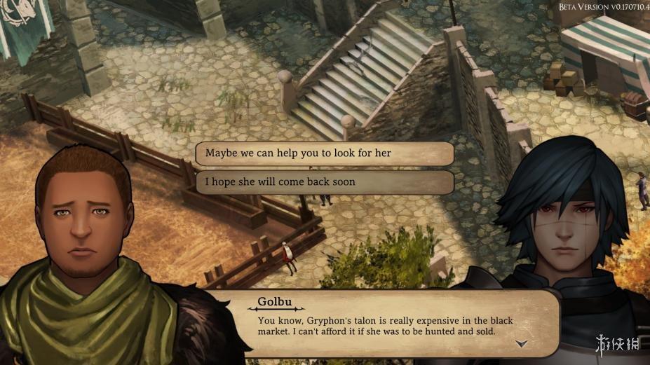 《罗格朗的遗产:命运之歌》游戏截图