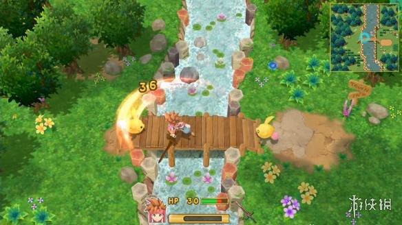 《圣剑传说2》游戏截图