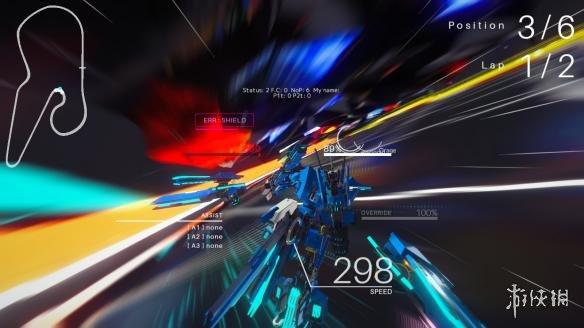 《爆击艺术2》游戏截图