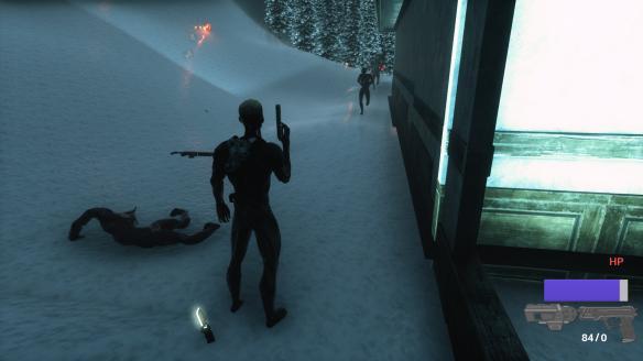 《僵尸士兵》游戏截图