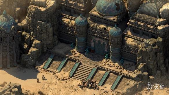 《永恒之柱2:死火》游戏截图