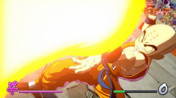 《龙珠格斗Z》游戏截图-3