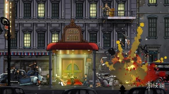 《枪,血,意大利黑手党2》游戏截图