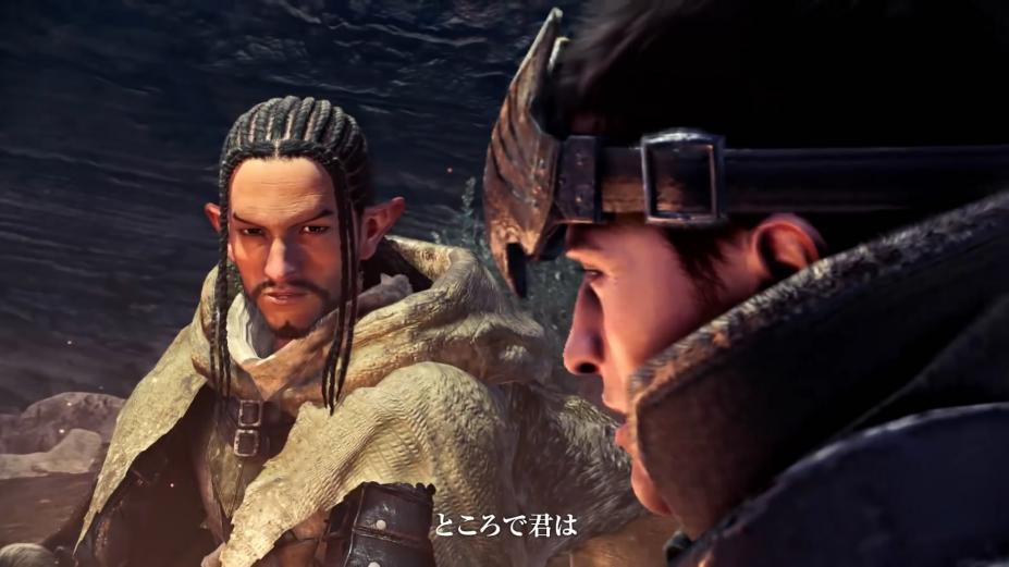 《怪物猎人世界》游戏截图-6(1)