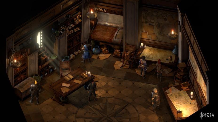 《永恒之柱2:死火》游戲截圖