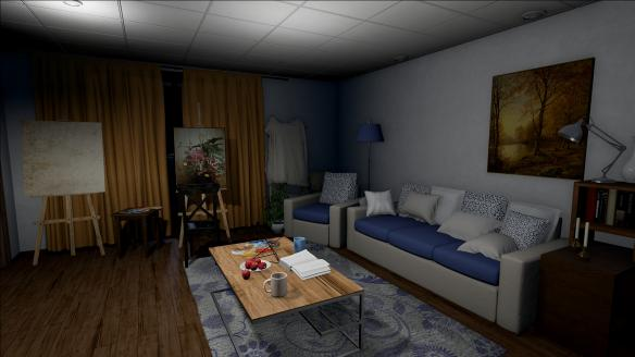 《恐怖公寓》游戏截图