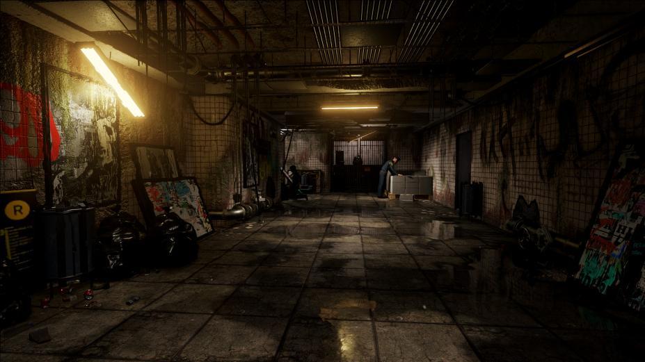 《恐怖公寓》游戏截图(2)