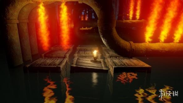 《蜡烛人:完整版》游戏截图