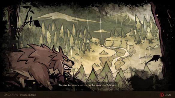 《狼刃》游戏截图-1