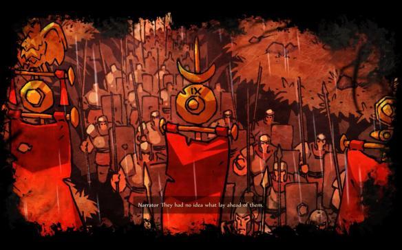 《狼刃》游戏截图-2