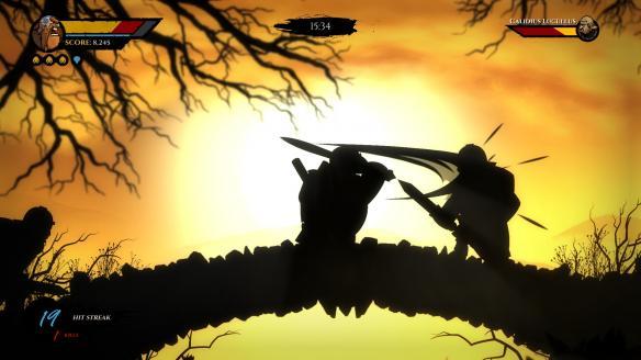 《狼刃》兴旺娱乐截图-2