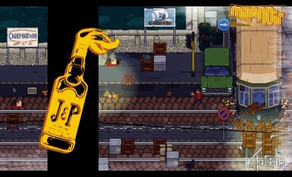 《暴力米兰》游戏截图