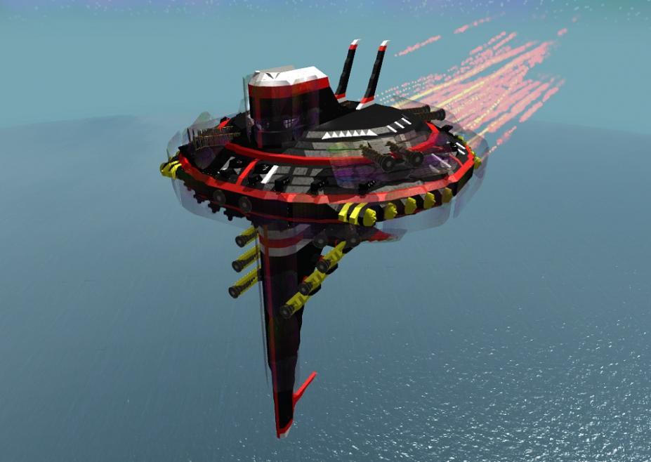《深海坠毁》游戏截图2