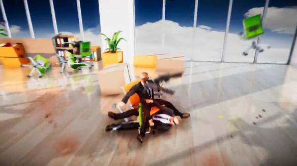 《办公室大逃杀》游戏截图-2