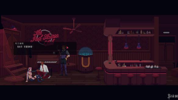 《红弦俱乐部》中文游戏截图