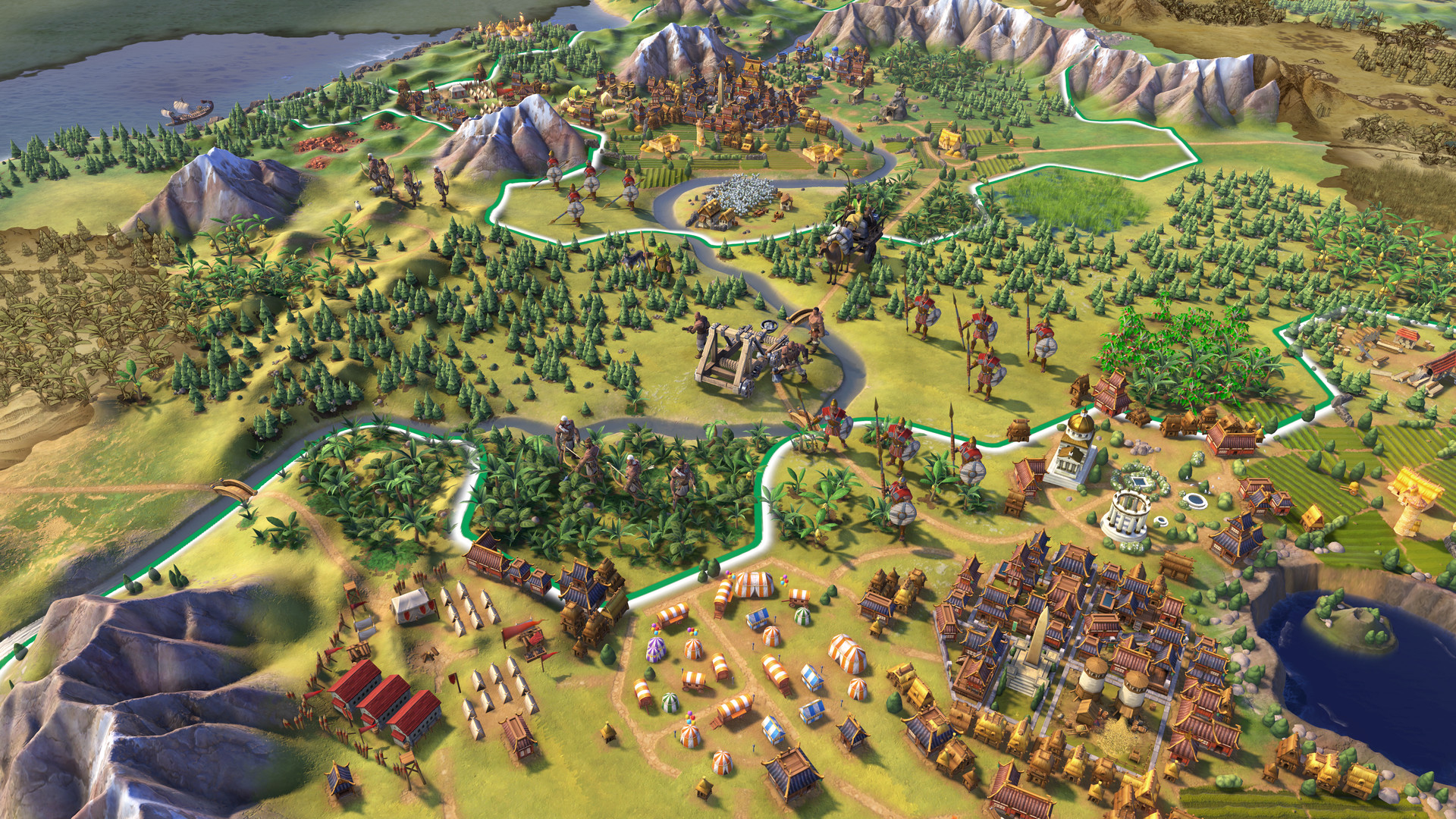 文明6下载_文明6免安装简繁中文绿色版下载_单机游戏下载