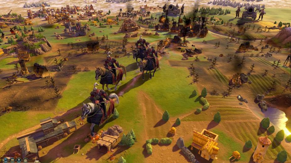 《席德梅尔之文明6》游戏截图