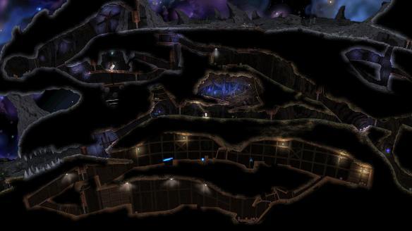 《小行星拓荒者》游戲截圖
