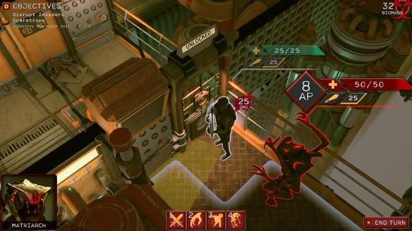 《地球人的侵攻》游戏截图