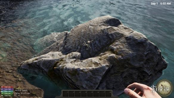 《荒野求存》游戏截图