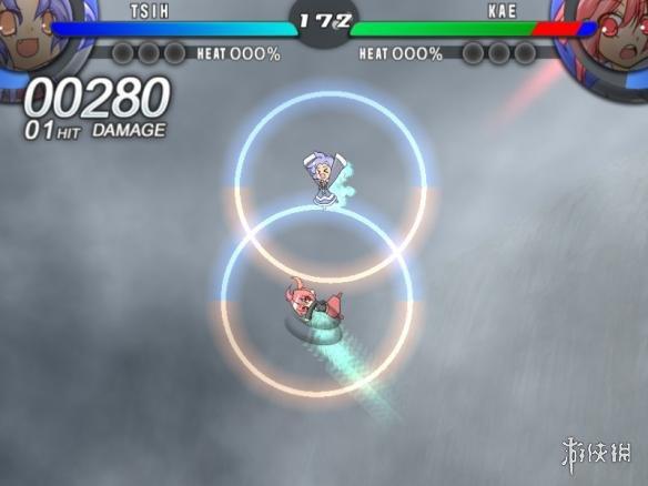 《疾旋战姬极速对决2》游戏截图