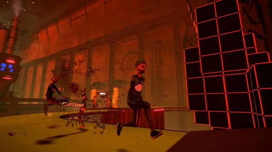 《Ben和Ed:血腥派对》游戏截图