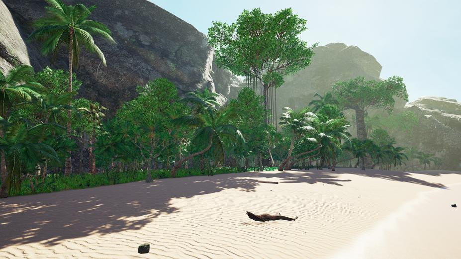 《热带逃生》游戏截图