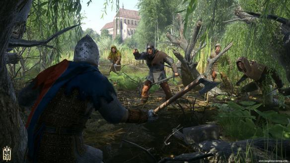 《天國:拯救》游戲中文截圖