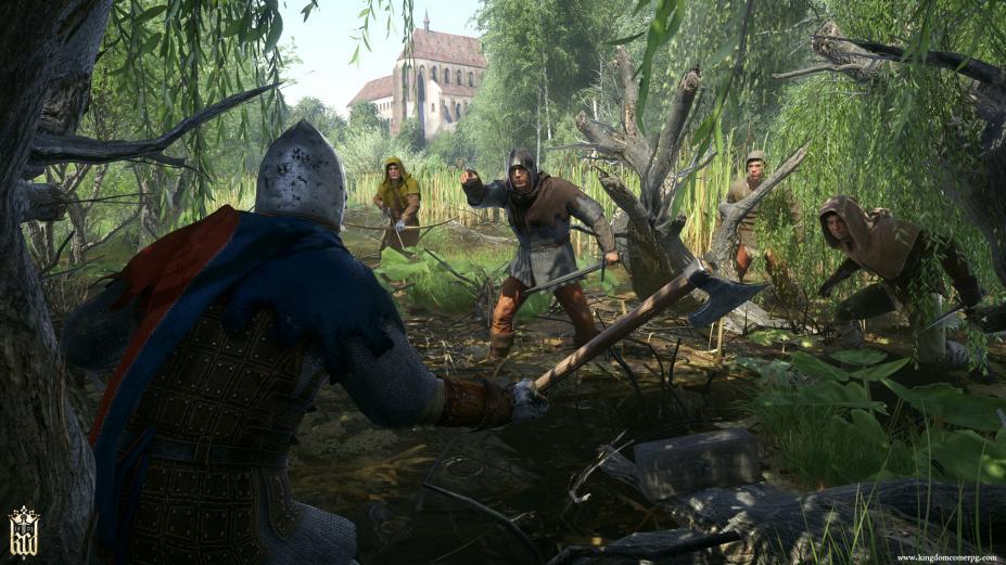 《天国:拯救》游戏中文截图(1)