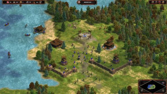 《帝国时代:终极版》游戏截图
