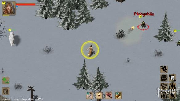 《放逐王国》游戏截图