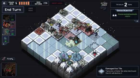 《挺进缺口》游戏截图