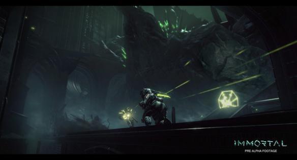 《众神:解放》游戏截图