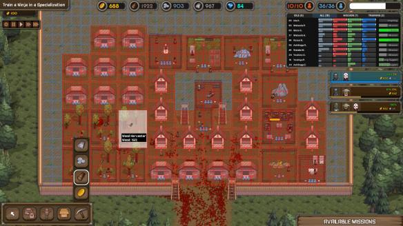 《忍者大亨》游戏截图